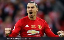 manchester united minim striker, zlatan ibrahimovic siap kembali