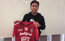 Komentar Fahmi Al Ayyubi Setelah Resmi Menjadi Pemain Bali United