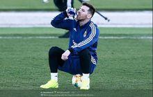 Lionel Messi Lebih Tajam 5 Kali Lipat dari 18 Pemain Timnas Argentina