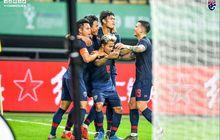 Termasuk Kualifikasi Piala Asia U-23, Timnas Thailand Raih 2 Kemenangan dalam 2 Hari