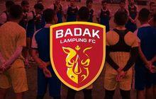 PSSI Tegaskan Perseru Badak Lampung FC Tidak Boleh Pakai Logo Baru