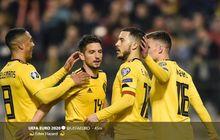 Hasil Kualifikasi Piala Eropa 2020, 3 Tim Unggulan Raih Kemenangan
