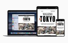 Apple Rilis Apple News+, Langganan Majalah dan Koran Digital dengan Tampilan Terbaik