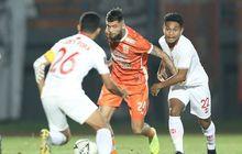 Borneo FC Sukses Taklukkan Barito Putera pada Pertandingan Uji Coba