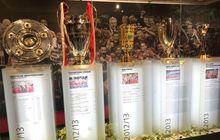 Museum Bayern Muenchen, Tak Melulu Sepak Bola