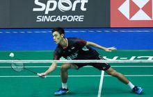 Kejuaraan Asia 2019 - Kejutan Shesar Hiren, Tumbangkan Unggulan Turnamen