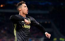 Fakta Bicara, Ngerinya Cristiano Ronaldo di Leg 2 Perempat Final Liga Champions
