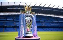 Hari Terakhir Liga Inggris - Man City dan Liverpool Bisa Juara, Trofi Asli Premier League di Mana?