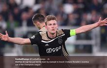 Legenda Belanda Sebut Dua Klub Paling Cocok buat Matthijs de Ligt
