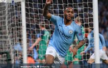 Man City vs Tottenham - Sterling-Son Dahsyat, 5 Gol di Babak Pertama