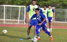 Beckham Siap Bantu Persib untuk Amankan Leg Pertama Laga Kontra Borneo FC
