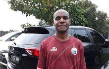 Eks Pemain Persipura Jayapura Ikut Seleksi bersama Persija Jakarta
