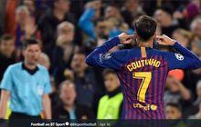 sinyal kuat philippe coutinho ingin pergi dari barcelona