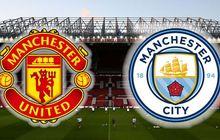 Jadwal Liga Inggris, Link Live Streaming Manchester United Vs Manchester City