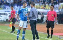 Curhat Srdan Lopicic Soal Pencoretannya dari Skuat Persib Bandung