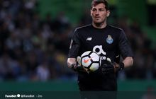 Jika Cristiano Ronaldo Menangi Ballon d'Or, Casillas: Tidak Logis
