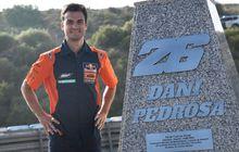 MotoGP Spanyol 2019 - Dani Pedrosa Terkesan setelah Namanya Diabadikan di Sirkuit Jerez