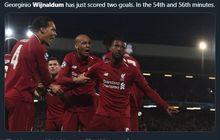 Liverpool Vs Barcelona - Wijnaldum: Saya Sempat Marah ke Klopp, tetapi Kini Saya Bahagia!
