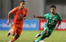Borneo FC Vs Bhayangkara FC - Gol Pemain Anyar Selamatkan The Guardian