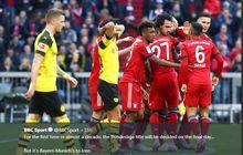 Pekan Terakhir Liga Jerman - Penentuan Sang Raja, Bayern atau Dortmund