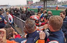 Hasil MotoGP Prancis 2019 - Sama-sama Menang, Alex dan Marc Marquez Kuasai Sirkuit Le Mans