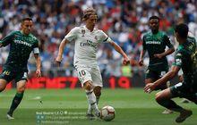 Berita Transfer - AC Milan Setia Tunggu Perkembangan Negosiasi Modric