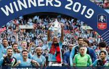 Mampu Raih Treble, Manchester City Disebut Tim Terbaik di Dunia