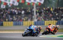 Berita MotoGP - Alex Rins Tampil Oke, Suzuki Targetkan Peringkat 4-5 di Setiap Seri