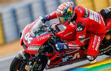 andrea dovizioso akui marc marquez adalah pembalap yang pintar