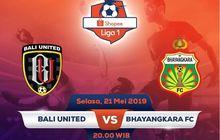 Link Live Streaming Bali United Vs Bhayangkara FC, Teco Sampaikan Pesan Penting untuk Suporter