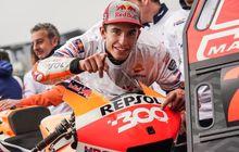 Marc Marquez Sebut Mesin Honda Masih Lebih Baik daripada Milik Ducati