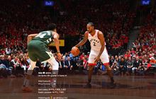 Playoffs NBA 2019 - Raptors Menang, Final Wilayah Timur Imbang 2-2