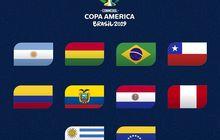 jadwal copa america besok - laga akbar argentina vs kolombia