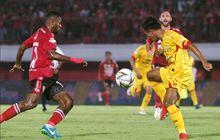 Hasil Liga 1 - Kalteng Putra Mampu Curi Poin, Bali United Puncaki Klasemen