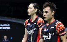Hasil Japan Open 2019 - Kalahkan Unggulan Teratas, Hafiz/Gloria ke Semifinal