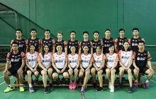Ini Jadwal Siaran Langsung Semifinal Piala Sudirman antara Indonesia dan Jepang, Mulai Sore