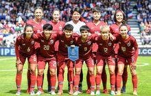 Piala Dunia Wanita 2019 - FA Thailand Umumkan 23 Nama Pemain