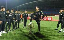 Gara-gara Injak Piala, Timnas U-18 Korea Selatan Batal Juara