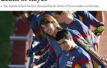 Sergio Ramos Soal Meninggalnya Jose Antonio Reyes: Saya Hancur