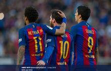 demi neymar, barcelona siap lego satu anggota eks trio msn ke juventus