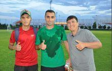 Berkat Persib, Artur Gevorkyan Jadi Perhatian dalam Latihan Timnas Turkmenistan