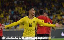 malaysia panggil sembilan pemain baru jelang lawan timnas indonesia