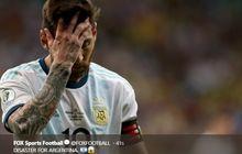 sudah 4 dekade argentina tak seburuk ini pada laga perdana copa america