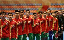 Link Streaming Timnas Futsal U-20 Indonesia Vs Vietnam di Perempat Final