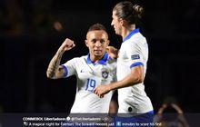satu gol ke gawang bolivia jadi modal everton gabung man united