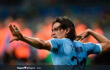 hasil copa america 2019 - suarez dan cavani pimpin uruguay gasak ekuador