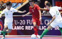 Jadwal Timnas Indonesia di Semifinal Piala Asia Futsal U-20 2019