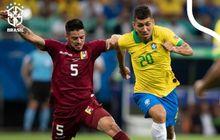 hasil copa america - firmino buat 3 gol dianulir, brasil tunda ke 8 besar