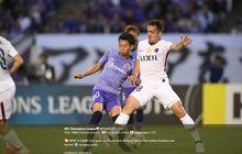 kalah pada drama lima gol, juara bertahan liga champions asia melaju