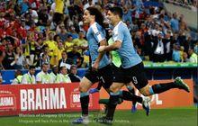 hasil copa america, uruguay resmi juara grup, jepang tersingkir